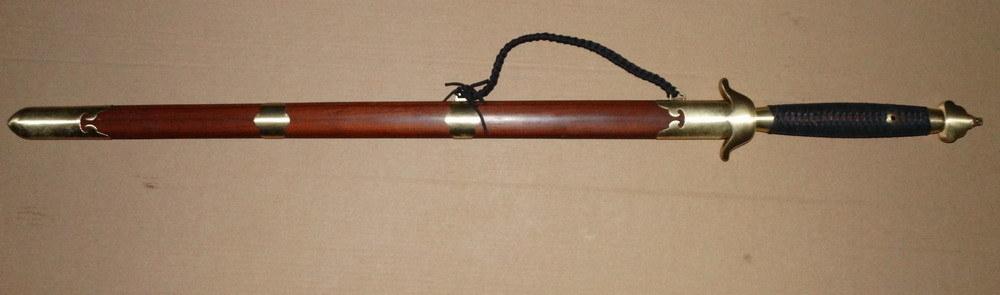 9260 Steel Cutting Jian/Sword