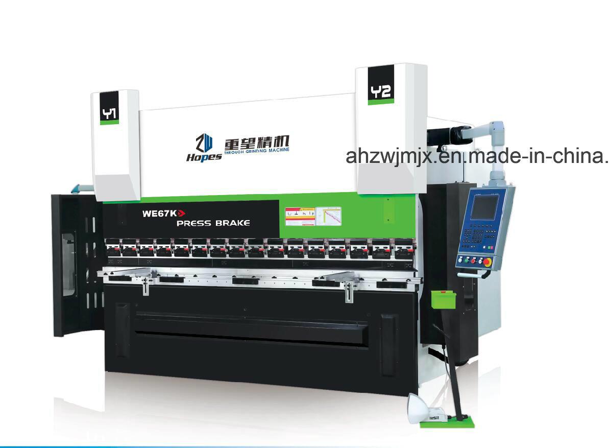 Wc67y Simple CNC Bending Machine