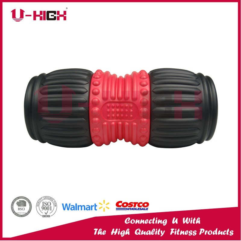 High Density Textured EVA Injection Foam Rollers