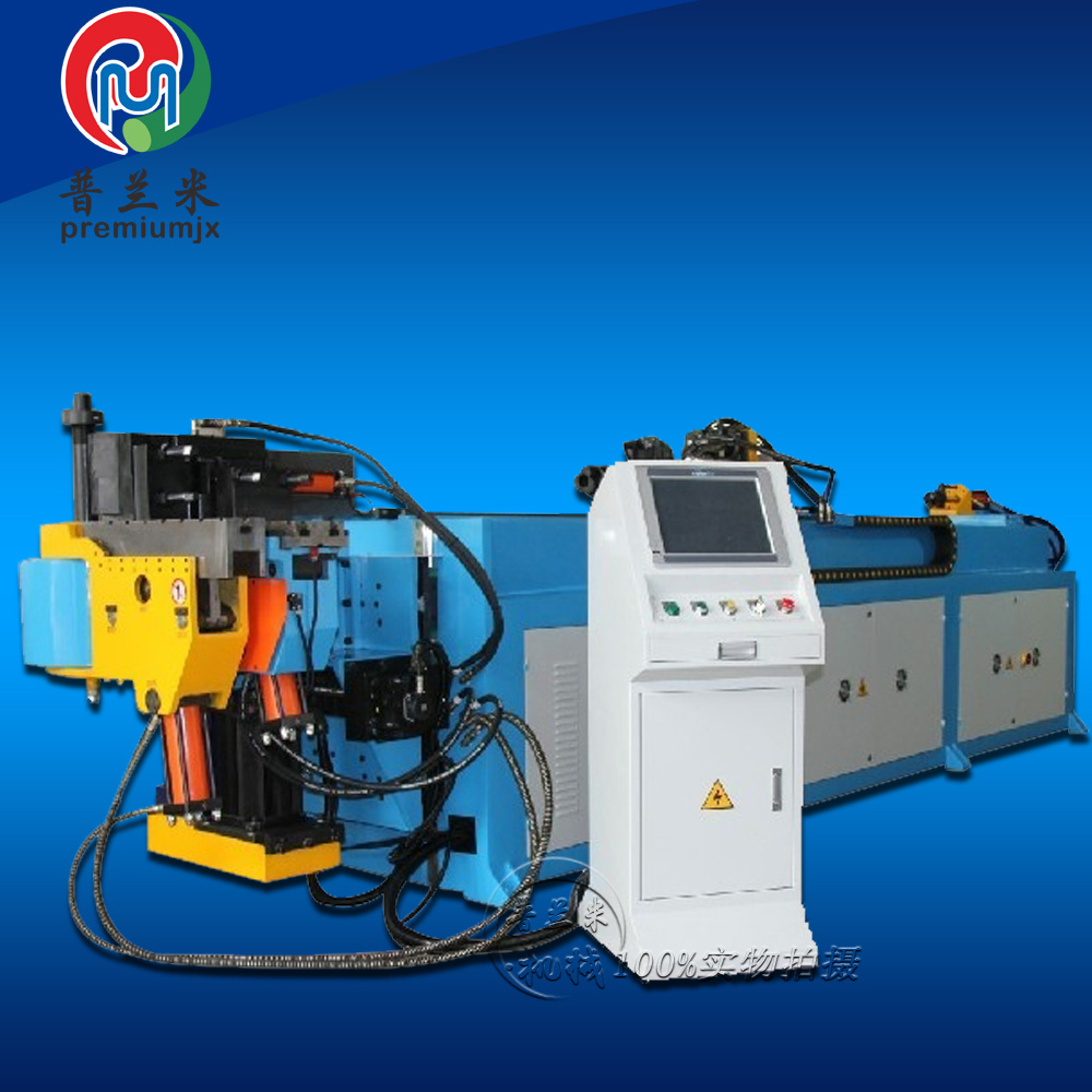 Plm-Dw75CNC Automatic Pipe Bending Machine for Diameter 67mm