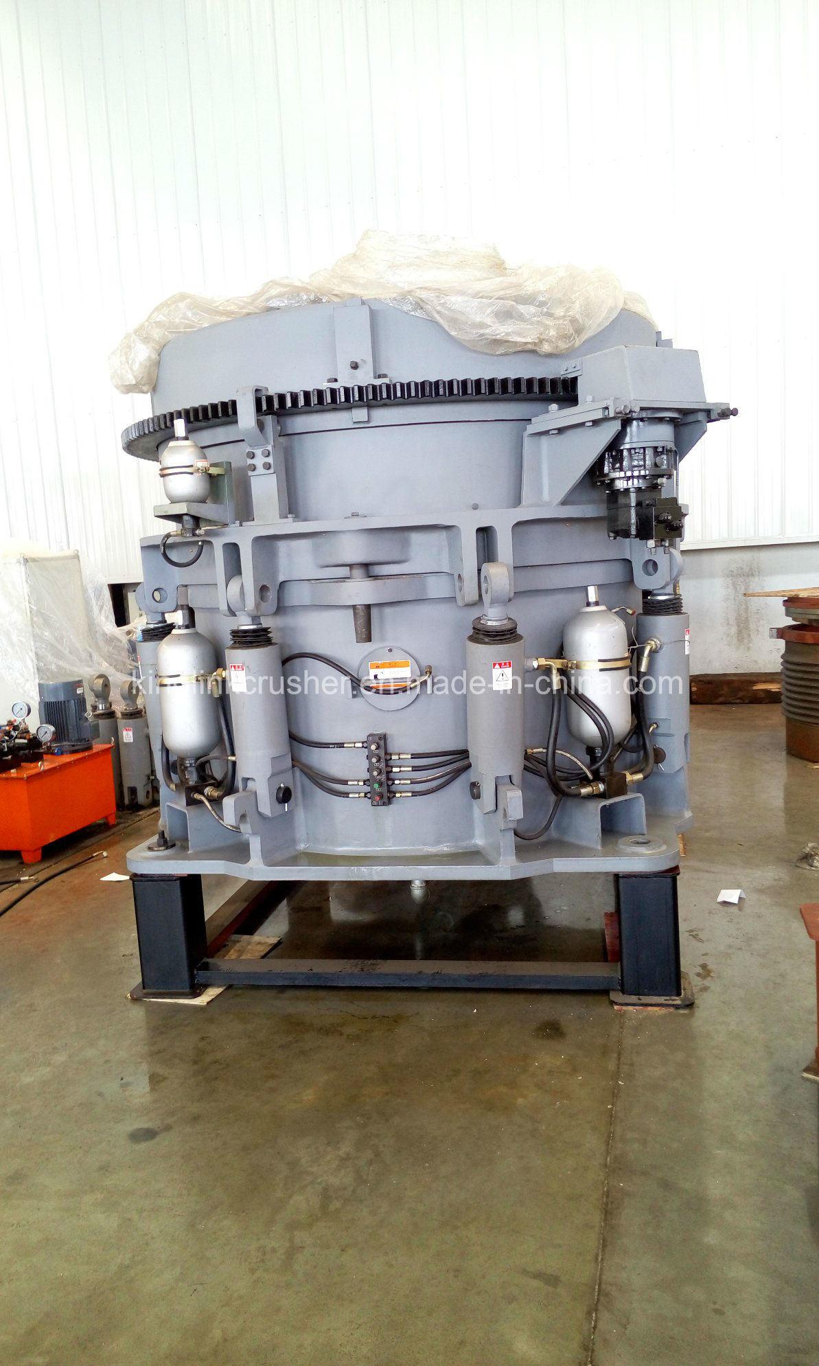 HP Series Multi Cylinder Hydraulic Cone Crusher