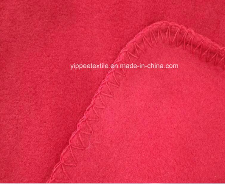 100% Polyester Fleece Blanket, Picnic Blanket, Travelling Blanket