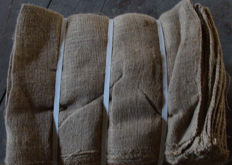 Eco-Friendly Jute Coffee Bag for 10kg Packing