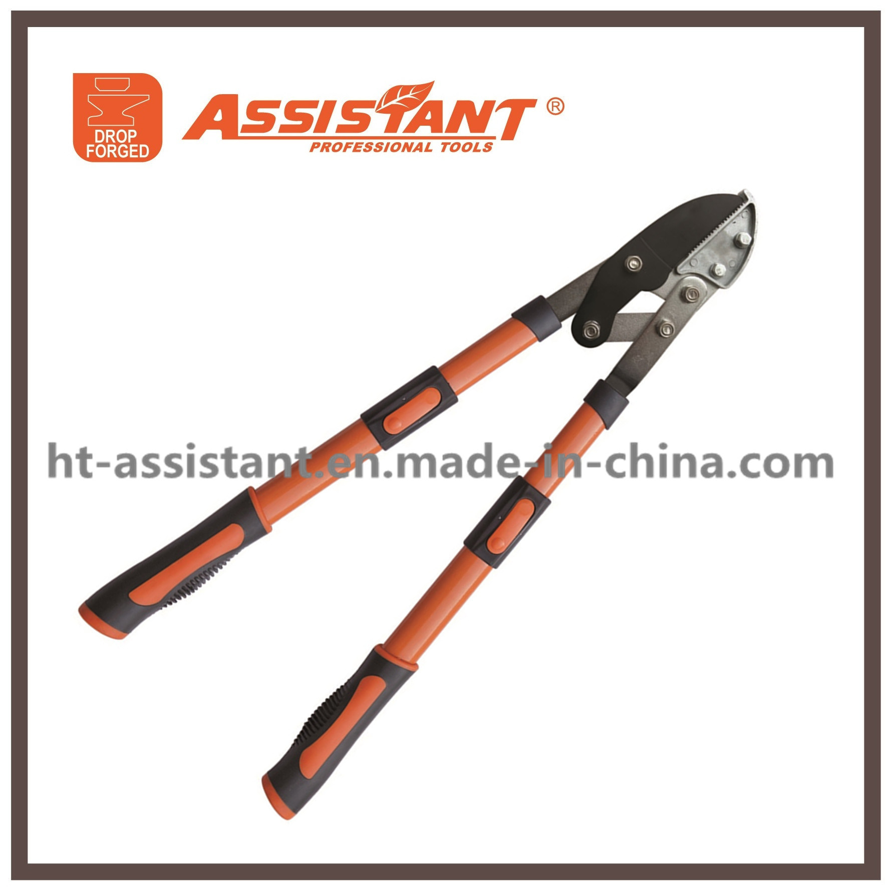 Extendable Lopping Shears Compound Telescopic Anvil Loppers