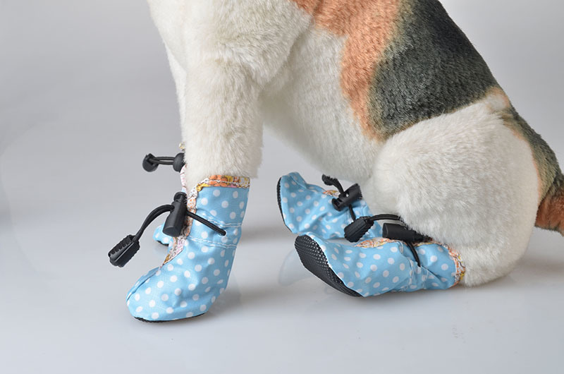 Canvas Leisure Pet Products Pet Shoes Pet Supply