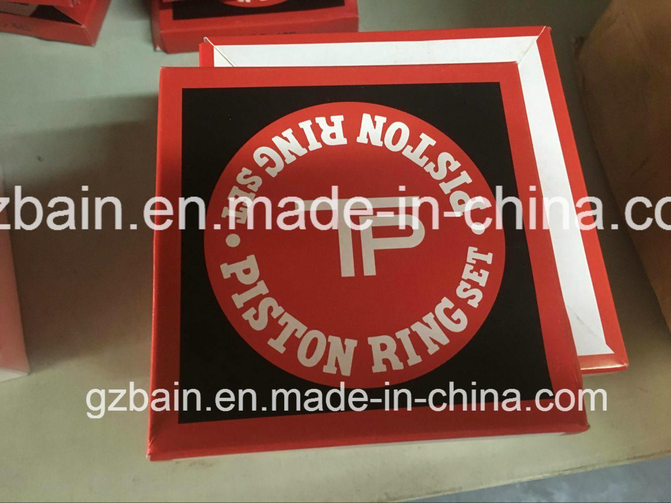 (4D95/4HK1 6D125 /4M40 J05E/J08E) Isuzu/Hino/Komatsu Original Genuine Npr/Tp/Rik Piston Ring