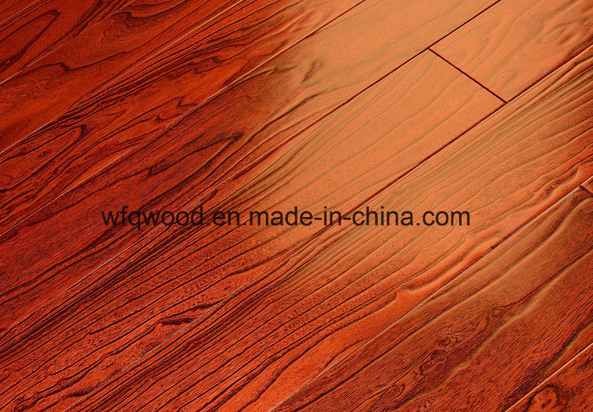 803 Multilayer Elm Wood Flooring