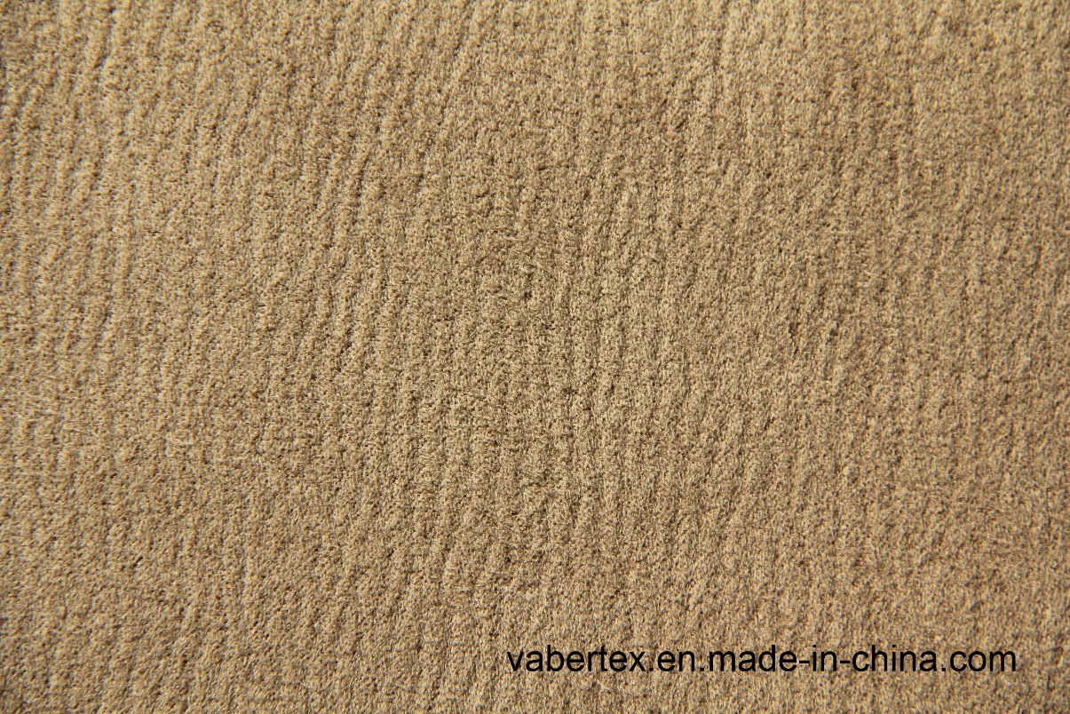 Polyester PU Home Textile Woven curtain Sofa Upholstery Fabric