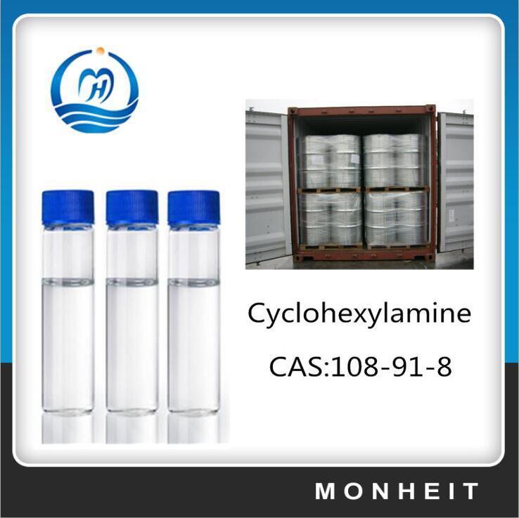 Top Grade 99.5% Cyclohexylamine as Rubber Antioxidant