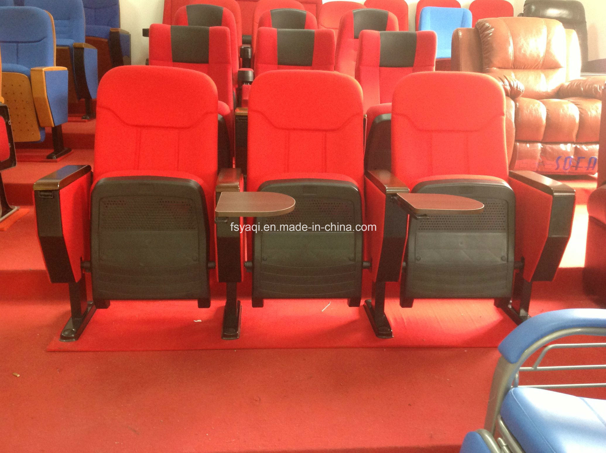 Hotsale with Competitive Pirce Church Chair Auditorium Seating (YA-04)