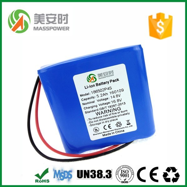 Clearance-Sale 18650 Rechargeable Li Ion Battery for Various Device Batteries