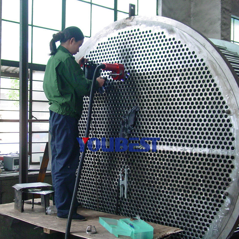 Orbital Tube to Tube Sheet Fusion Welding Machine Tp040