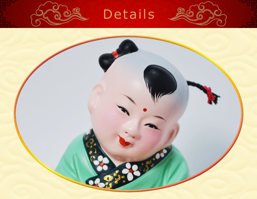 Handicraft Gift of Chinese Traditional Figure