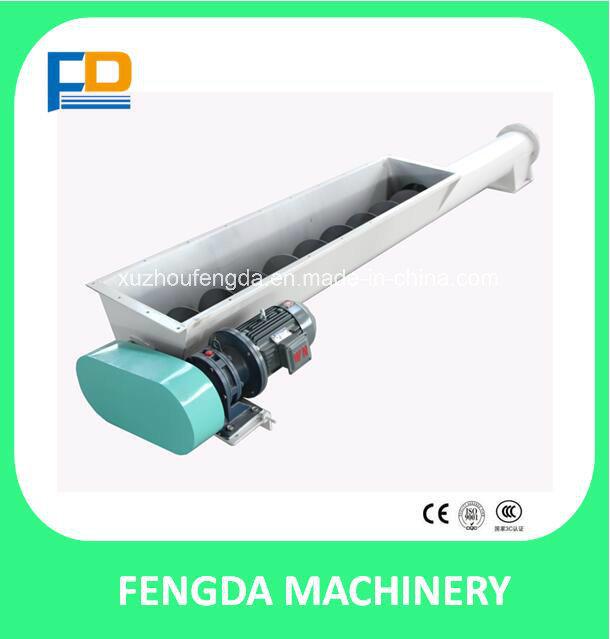 High Efficiency Vertical Screw Conveyor--Animal Feed Machine