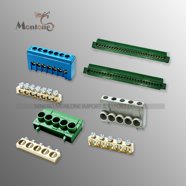 DIN Rail Mount Screw Terminal Block Adapter Module & Bornier & Terminal Block