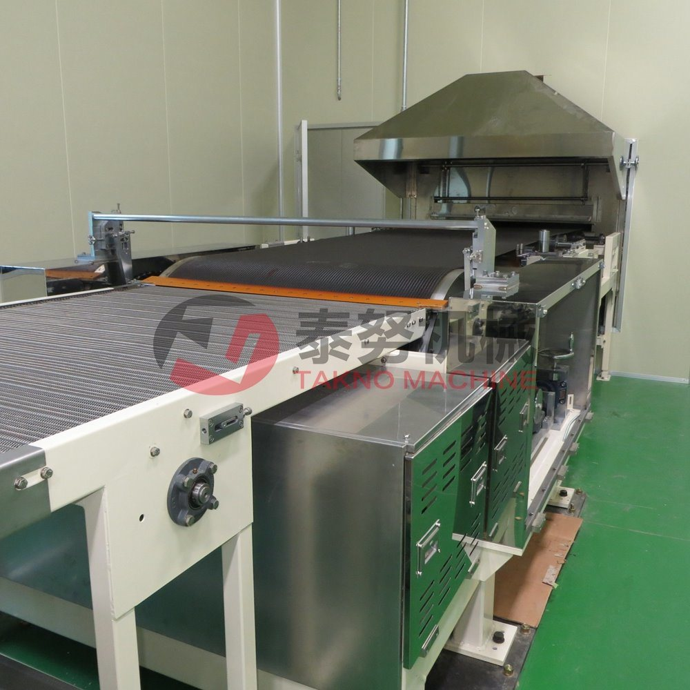 Complete Automatic Small Biscuit Making Machine