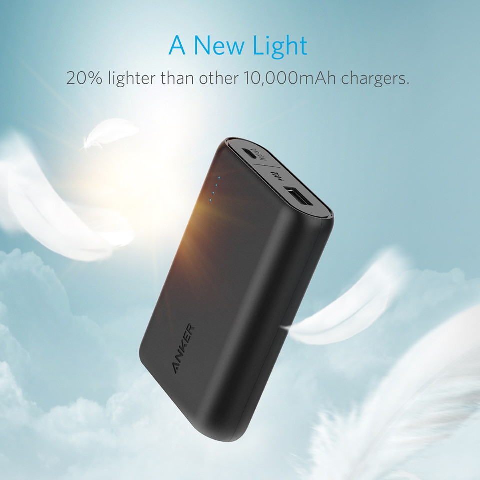 Anker Powercore 10000 Portable Charger Power Bank