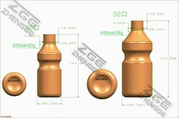 Blow Mould for Pet Bottle