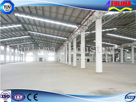 Economic Steel Prefabricated Building for Shed Workshop