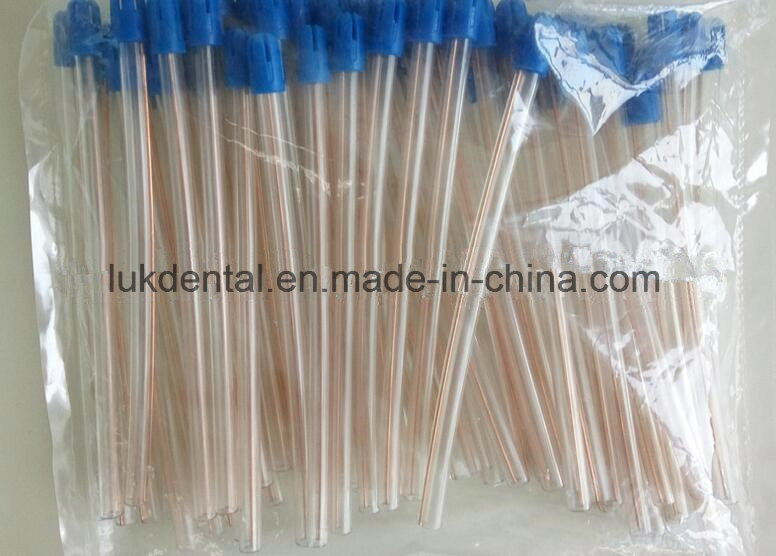 Hot Sale Dental Disposable Saliva Aspirator/ Ejector with Ce Approved