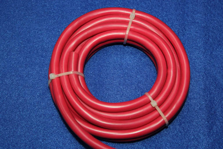 Large Square Extra Soft Silicone Wire 3AWG with Dw10