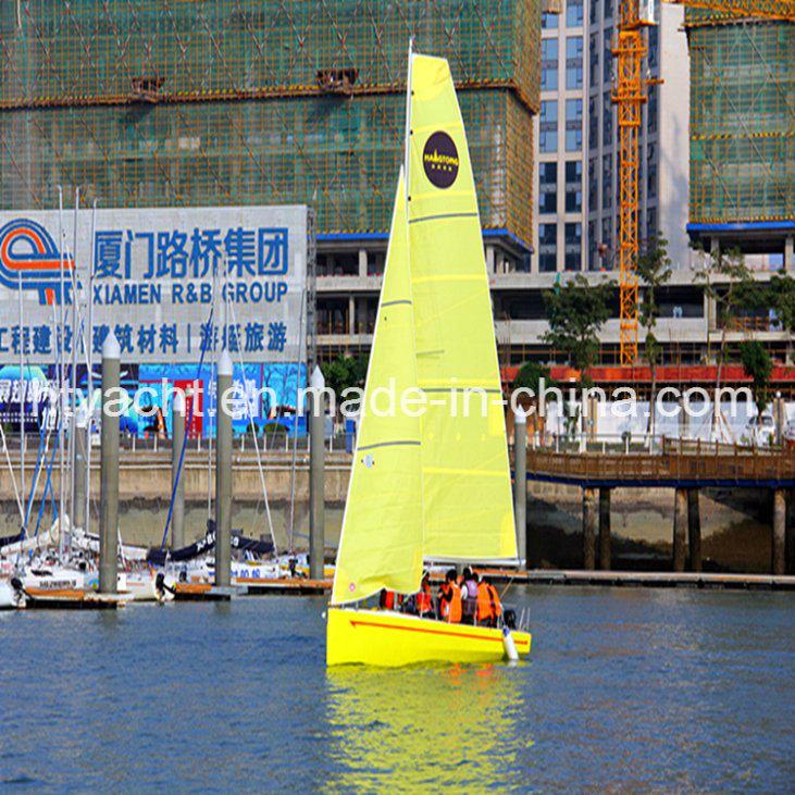 21′ Fiberglass Dibley Sailboat Hangtong Factory-Direct