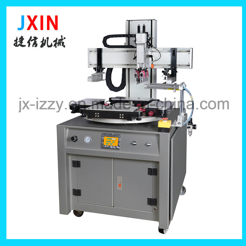 1 Color Rotary Silk Screen Printing Machine