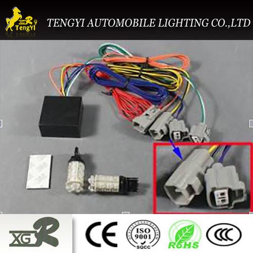 LED Car Light for Honada 36LED White and Yellow
