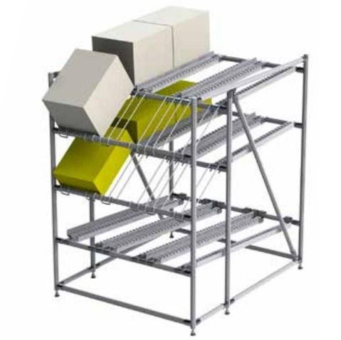 Aluminum Joint for Lean Rack
