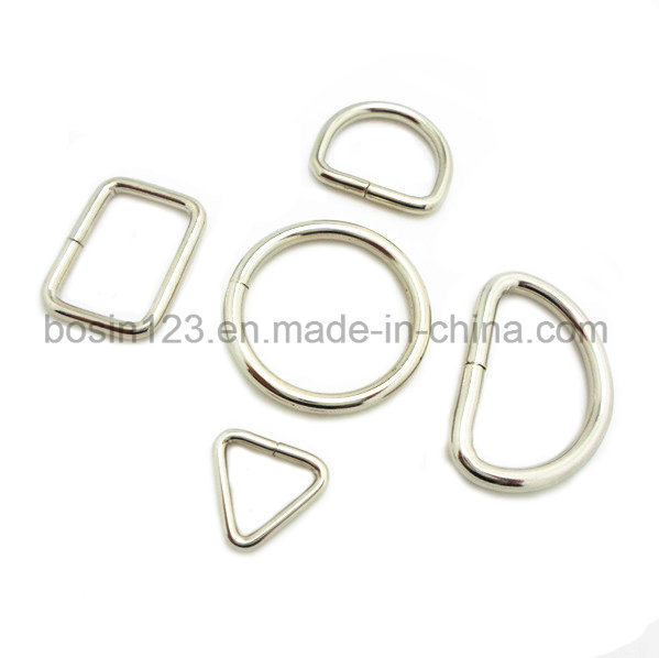 Fashion Wholesale Metal Ring Buckle