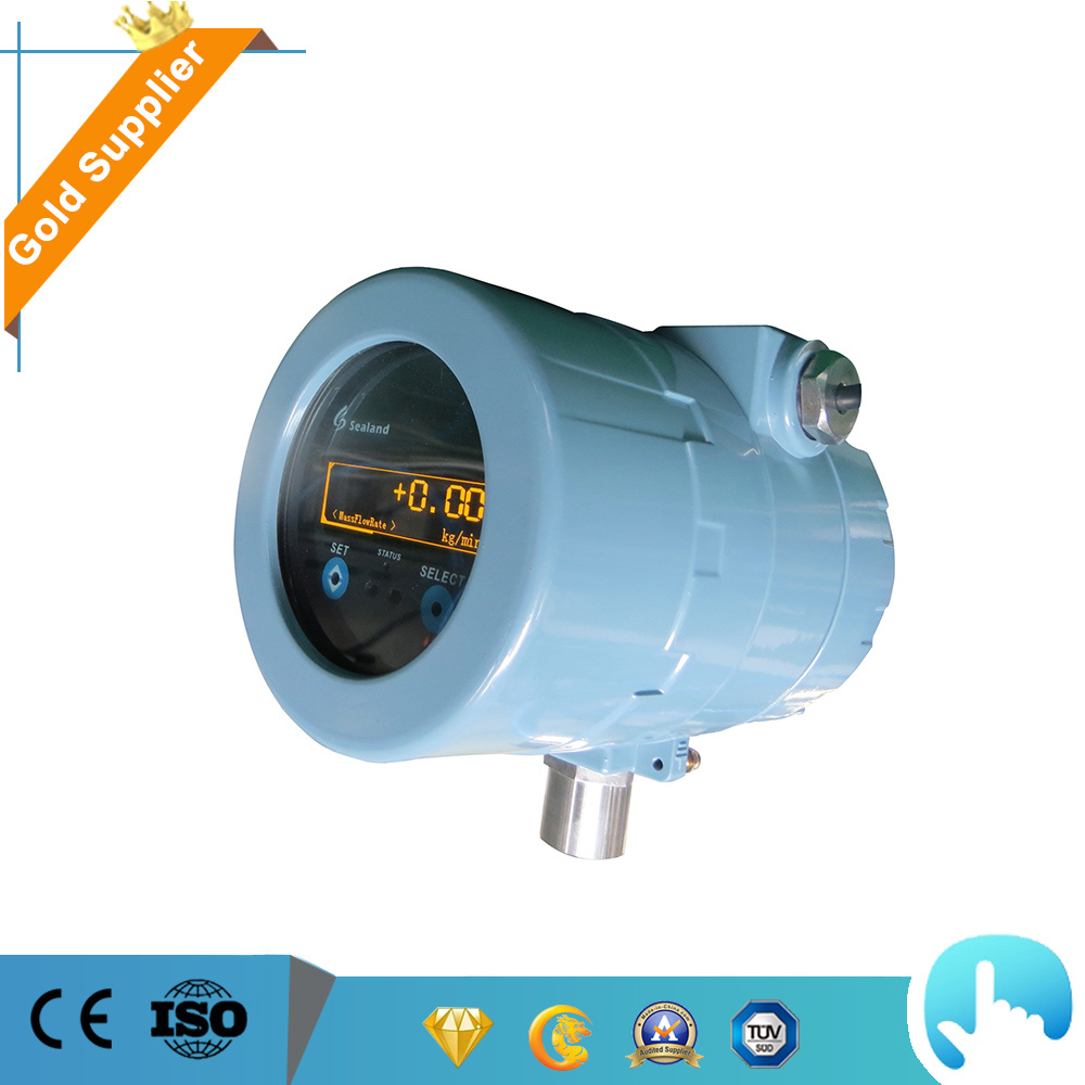 Stable Zero Point Coriolis Flow Meter
