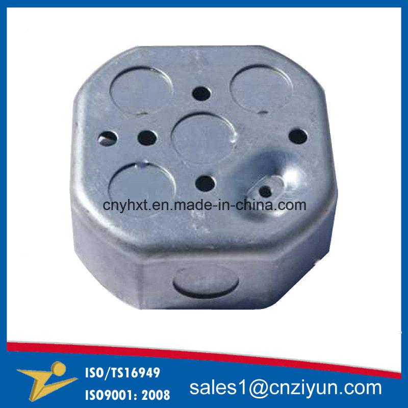 Deep Drawing Metal Electrical Junction Box