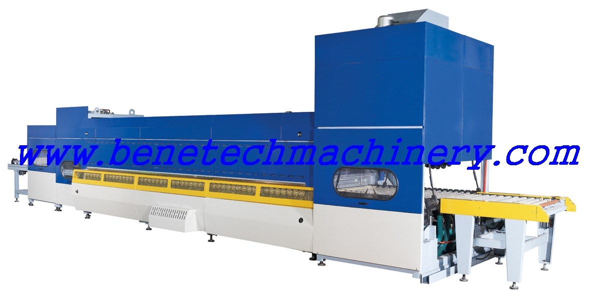 Glass Bending Tempering Furnace