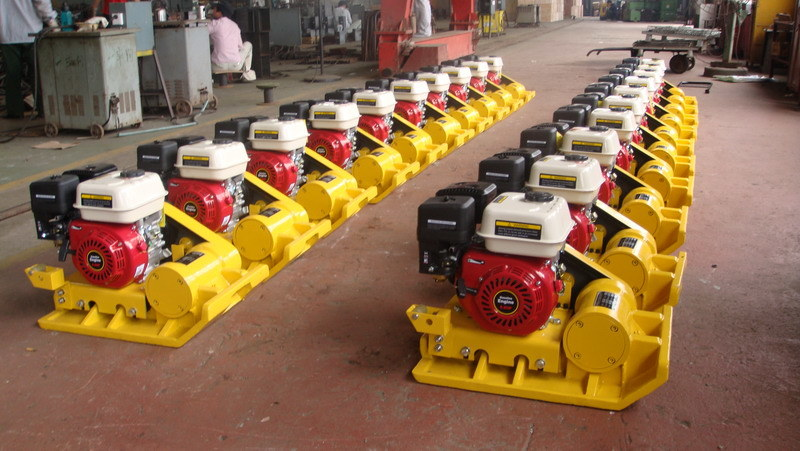 Gasoline Compactor Hgc100