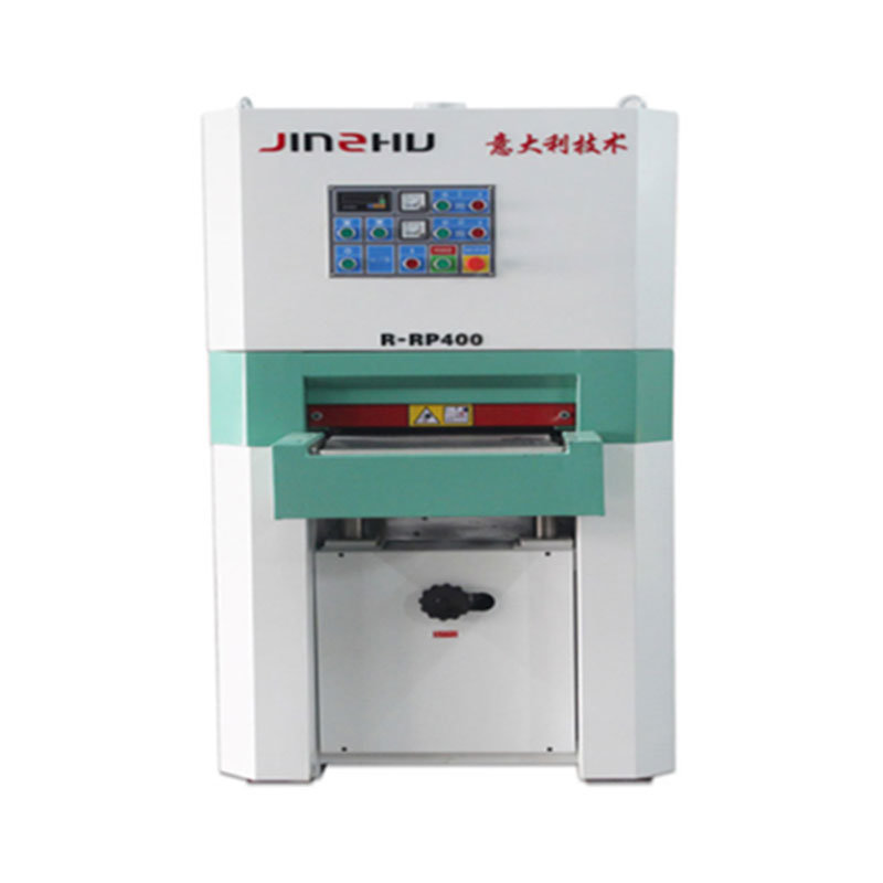 Automatic Wide Belt Grinding Polishing Machine