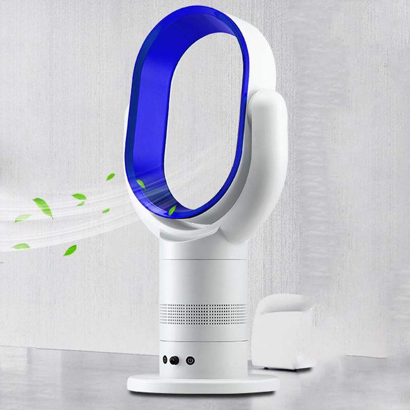 10 Inch Summer Portable No Leaf Fan Cooler Air Condition Electric Bladeless