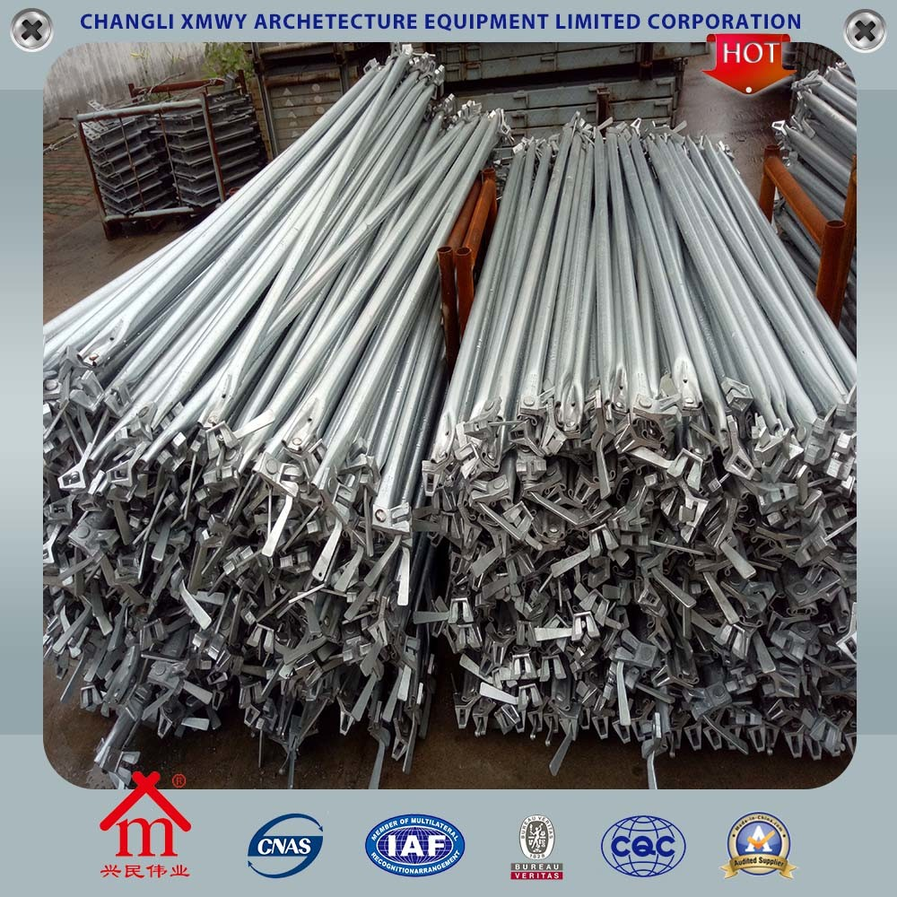 Q235 Steel Ringlock Scaffolding for Building Material