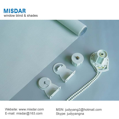 Polyester PVC Roller Blind with Chain