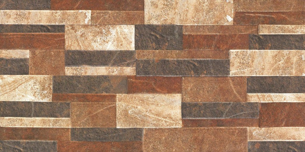 Indoor & Outdoor Building Construction Antique/Rustic Design Color Block