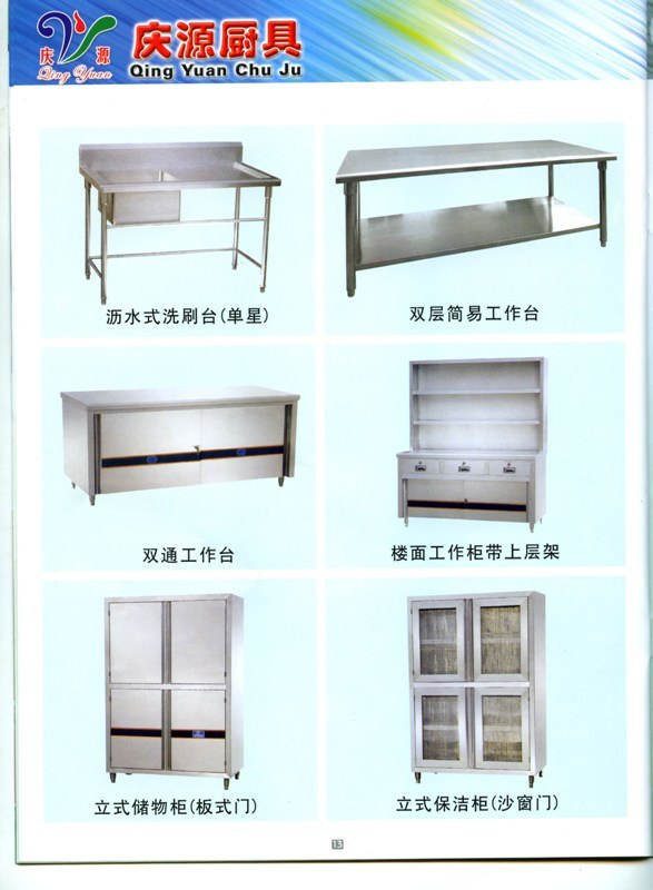 Stainless Steel Kitchen/Cooking Equipments/Utensils - China ...