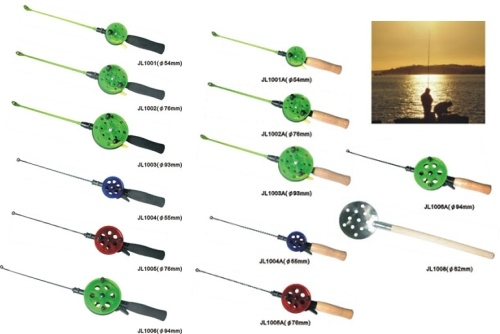 China wholesale ice fishing rod and reel combo photos for Cheap fishing rods and reels combo