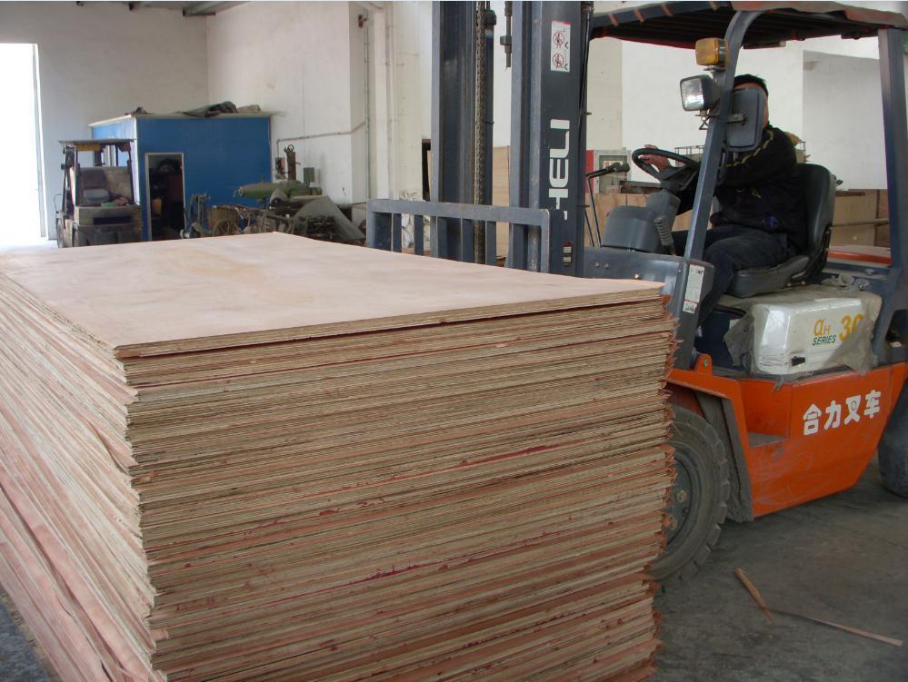 100% Okoume Marine Plywood for Yacht, Furniture