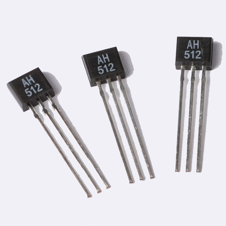 Hall Effect Sensor (AH512) , Hall Sensor, Magnetic Sensor, Speed Sensor, Encoder Sensor,