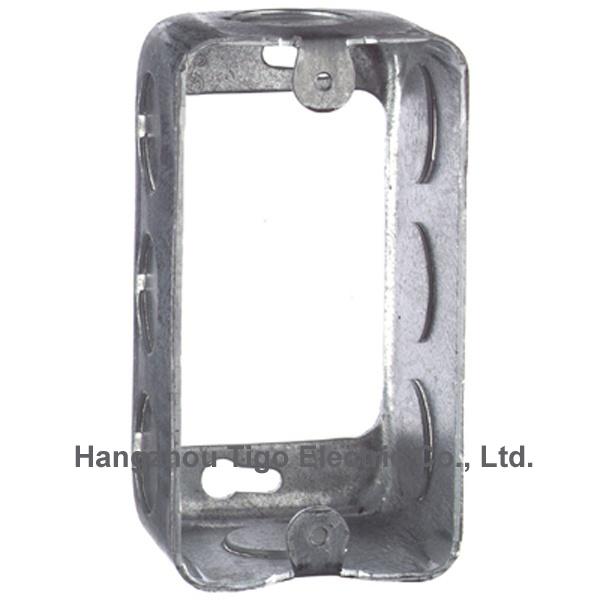 China quot x rectangular electrical conduit box
