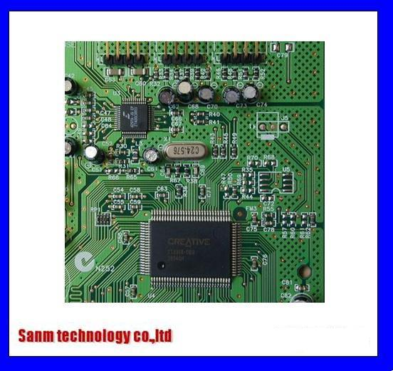 PCB/PCBA Assembly, SMT OEM and ODM Orders Are Welcome, RoHS-Certified