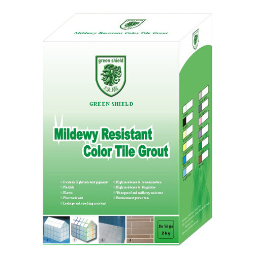 Green Grout Colorant : Green shield mildewy resistant color tile grout china