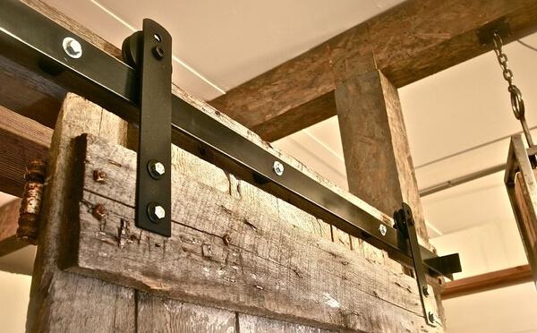 New Wood Door Sliding Barn Door Hardware
