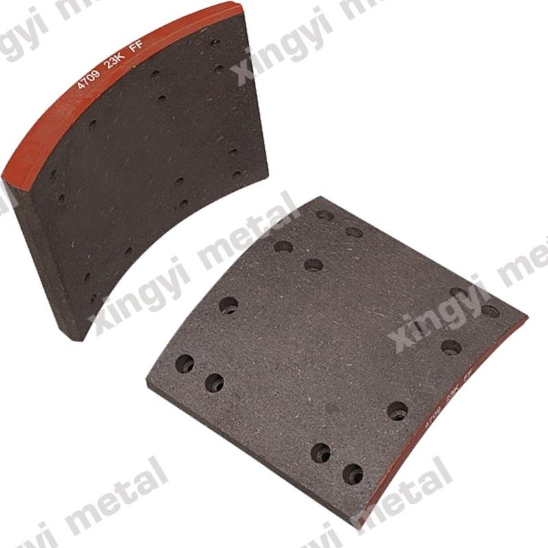 Brake Pad And Lining : China brake lining pad linging