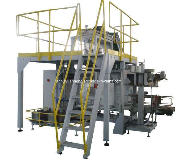 Salt Sackets Into Woven Bag Packing Equipment