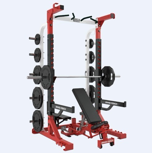 ce approved hammer strength lifefitness athletic series half rack sf1 07 photo details. Black Bedroom Furniture Sets. Home Design Ideas